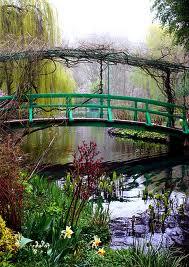 A magical bridge.